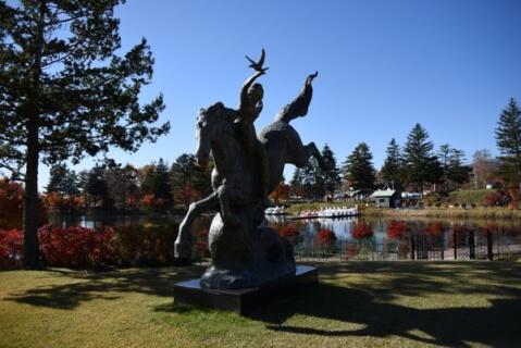 八ケ岳 彫刻公園
