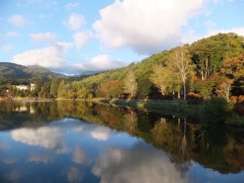 八ケ岳 蓼科湖