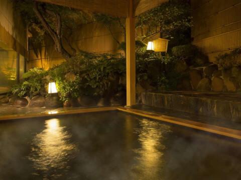 湯の庭_露天風呂