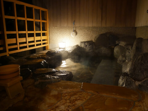 湯の山温泉