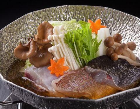 京都 旅館 宿泊 京丹後温泉 空遥 食事
