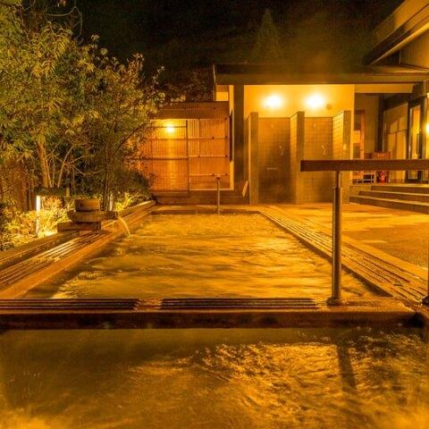 雄山荘大浴場
