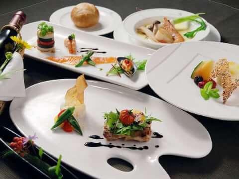湯沢シェラリゾート レストラン