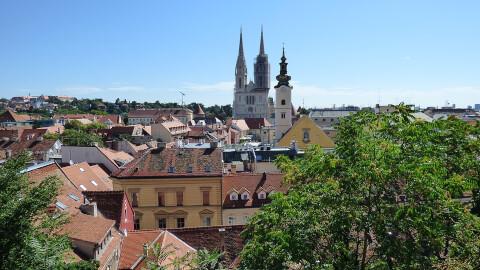 zagreb クロアチア ザグレブ 観光