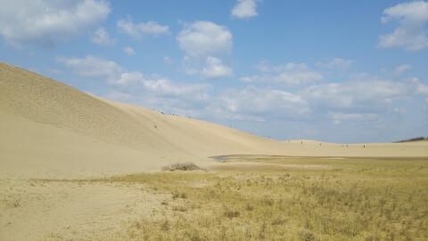 日本 絶景 鳥取 鳥取砂丘