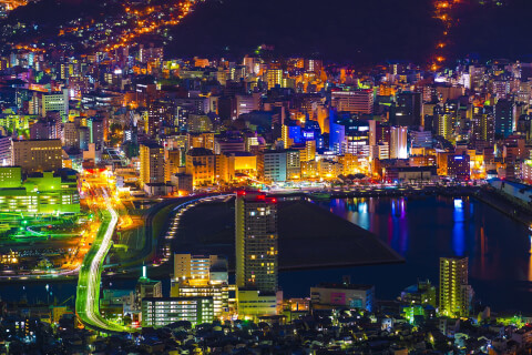 日本_絶景_夜景