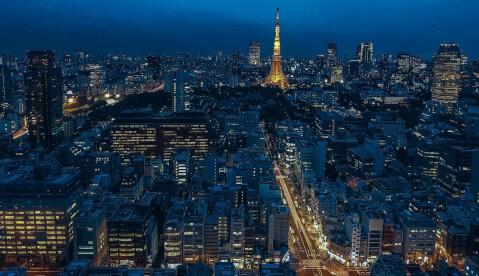 日本_絶景_東京タワー