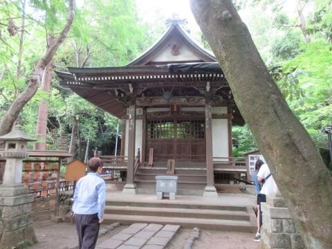 国宝 釈迦堂