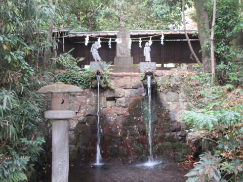 湧き水 深大寺