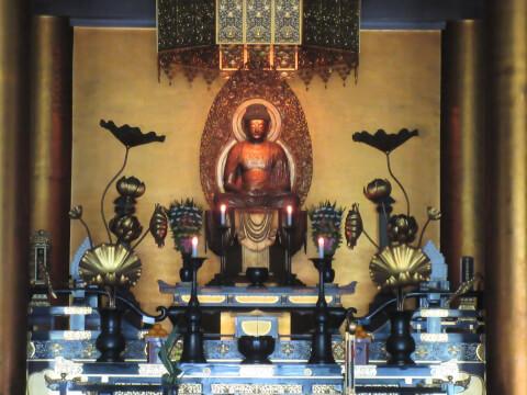 本尊 増上寺