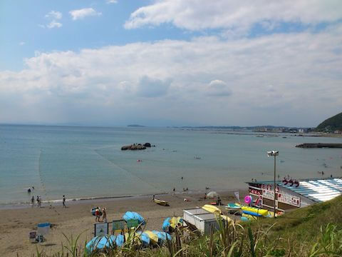 長者ヶ崎・大浜海岸