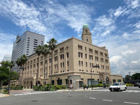 横浜税関庁舎