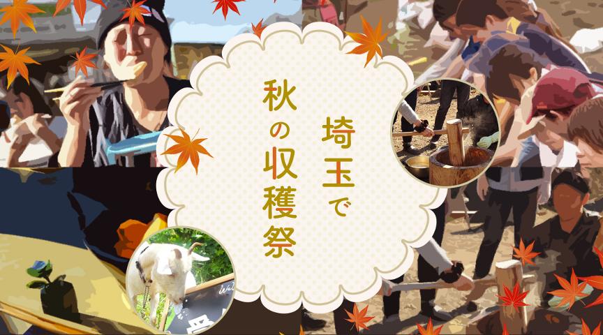 【埼玉県】野菜の収穫&みんなで餅つき会 by INAKA PROJECT