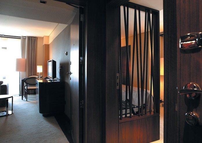 ポルト・パラシオ・コングレス・ホテル&スパ Porto Palacio Congress Hotel & Spa ポルト・ポルトガルの5つ星高級ホテル