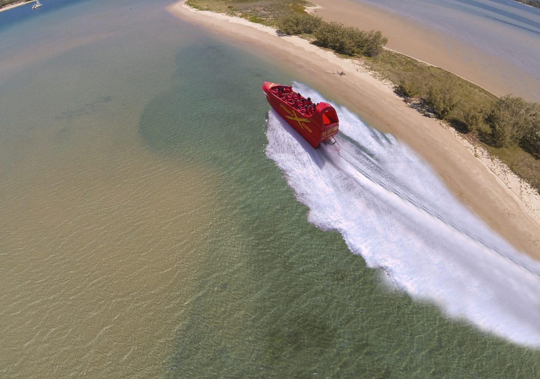ジェットボートライド