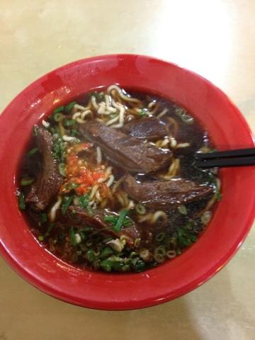 山川牛肉麵食館