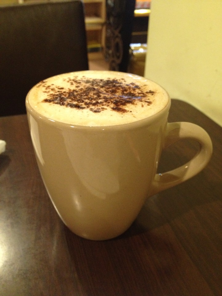 巴菲特義式咖啡