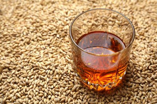 原料の穀物によって個性が違うウイスキー