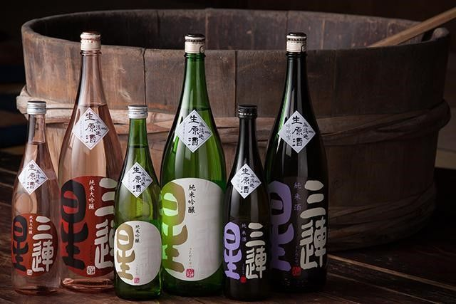 深く力強い味わいのなかにキレのある旨さで、多くの人に支持される滋賀の日本酒【三連星(さんれんせい)】