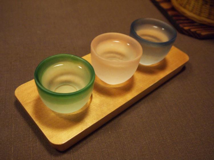 日本酒の飲み比べセットは初心者にオススメ!