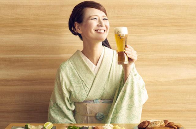 うまっ♪新・キリン一番搾り生ビールと和食で乾杯/AllAbout