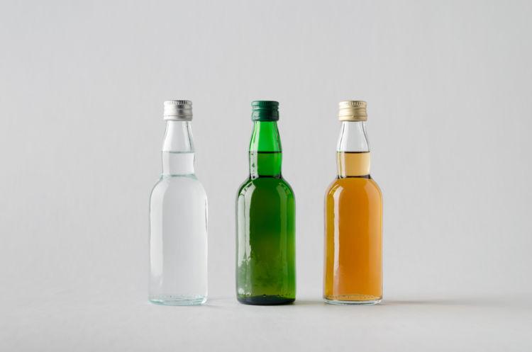 飲み切りサイズの小瓶&ミニボトルで焼酎をもっと身近に