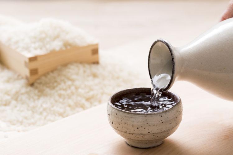 「寝太郎」は清酒から生まれた、山口の米焼酎