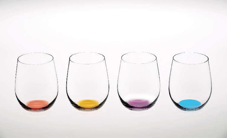 ワインのたのしさ広がる「脚なしワインタンブラー」