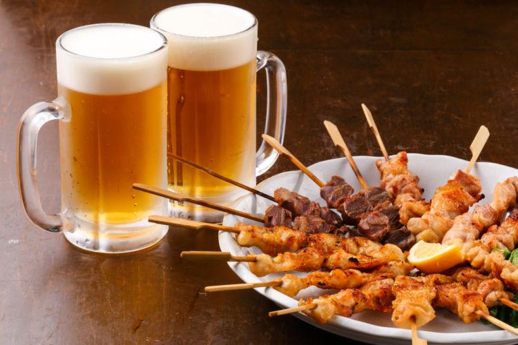 ビールと焼き鳥のマリアージュを知ろう!