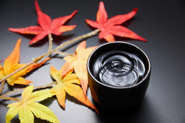 秋は日本酒がおいしい季節