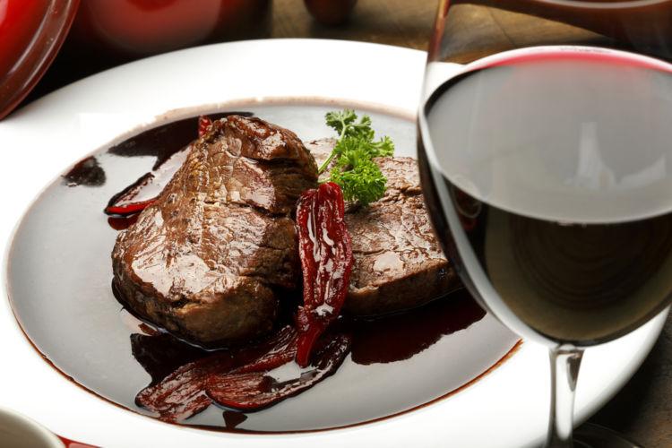 ワインソースで料理を格上げしよう!