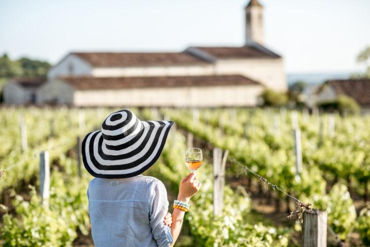 ワイン好きのためのバスツアーが人気!