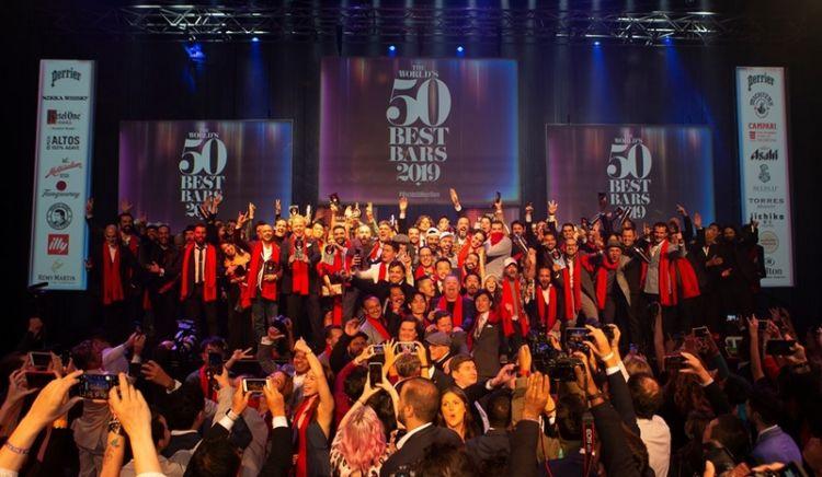 「WORLD'S 50 BEST BARS」にて、東京・渋谷の「The SG Club」が初の入賞!