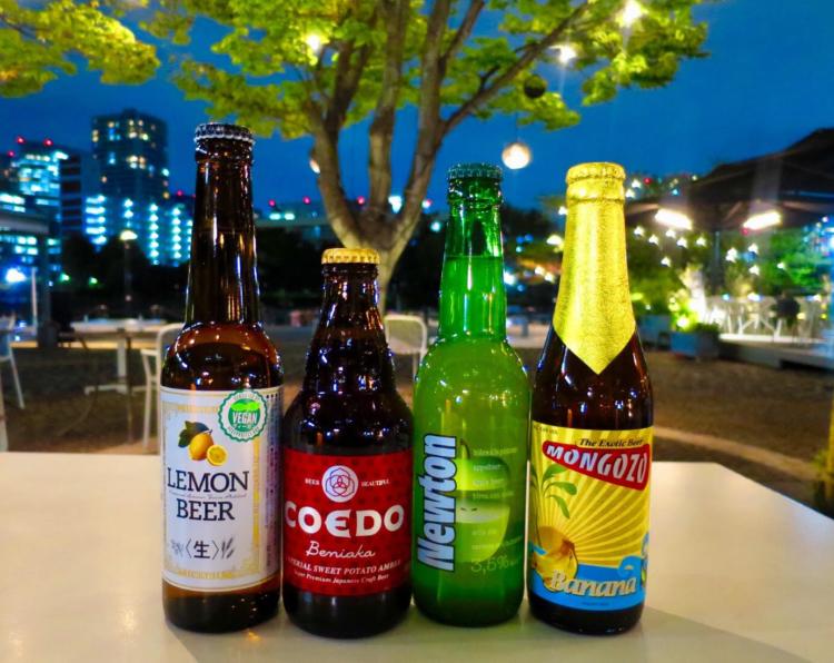 秋の夜長にチルアウト フルーツビールの魅力を紹介!