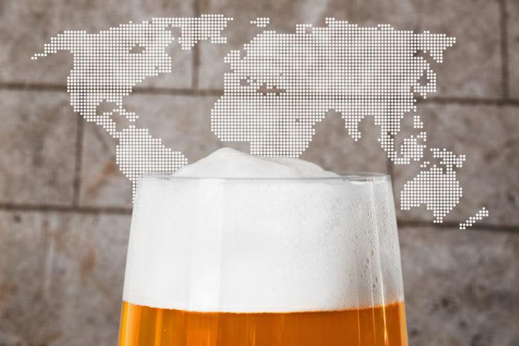 ビールの世界シェアはどうなっている?