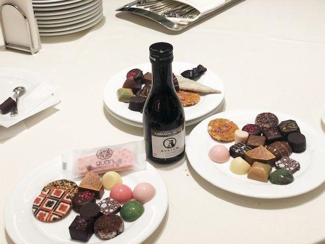 パリのシェフ達も絶賛!チョコレートに合う新潟純米原酒「カワセミの旅」