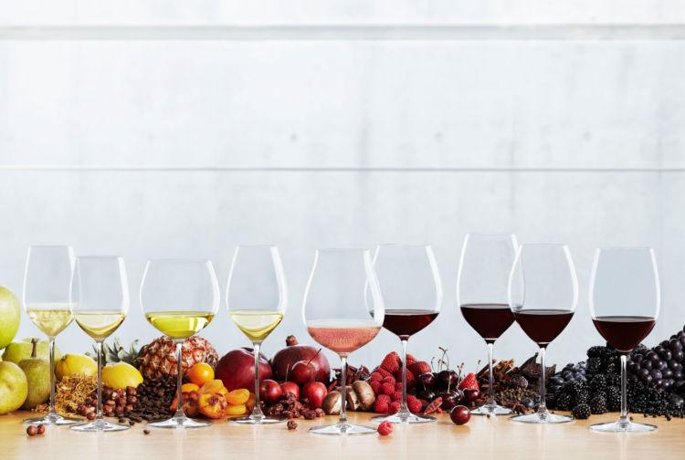 グラスによって驚くほど美味しくなる! ワインに合わせてグラスを選ぼう