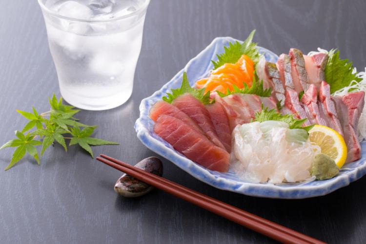 焼酎と魚料理の相性は? 焼酎に合った魚料理の選び方を知ろう