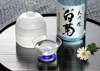 岡山の日本酒【大典白菊(たいてんしらぎく):白菊酒造】地元産米にこだわる備中の地酒