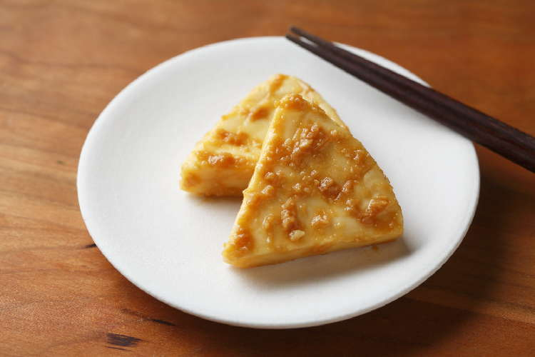 おうちで簡単! やみつき味噌漬け「チーズの味噌漬け」