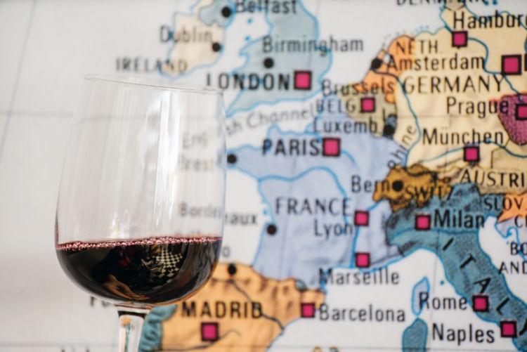 ワインの原産国ごとの特徴を知ろう!