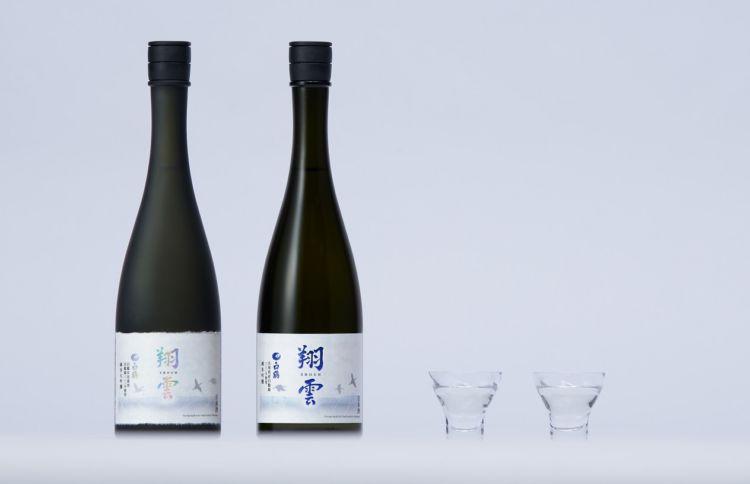 10年以上かけて開発した酒米「白鶴錦」を100%使用。最高峰を目指す「白鶴 翔雲 白鶴錦」シリーズ