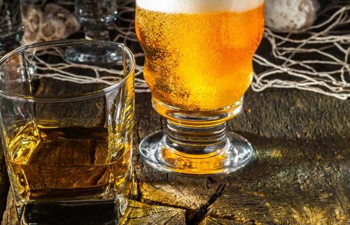 ビールをチェイサーに飲む! 通好みのおすすめスタイル