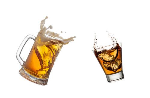 ビールも立派なチェイサーになる!