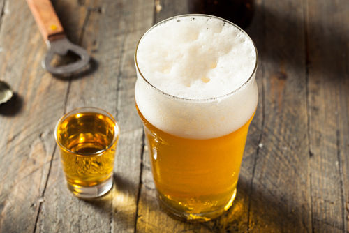 ビールがチェイサーに適している理由