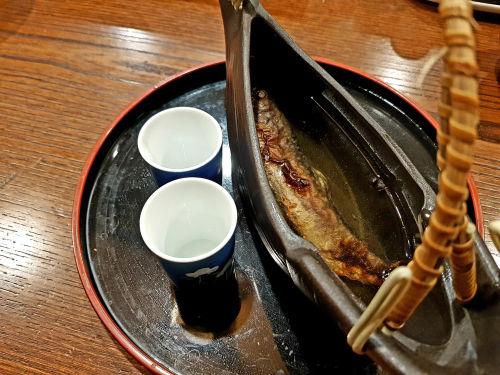 「骨酒」は魚の旨味がおいしい日本酒の飲み方
