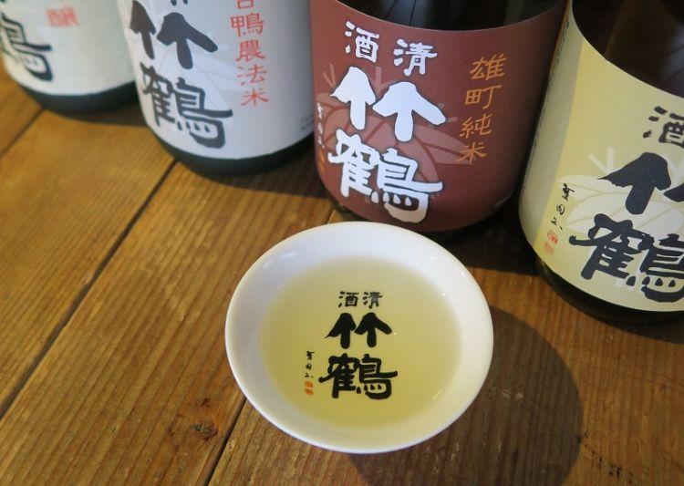 """「竹鶴」は""""理想の食中酒""""をめざして醸される酒"""