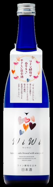 WIWI 純米吟醸酒 720ml
