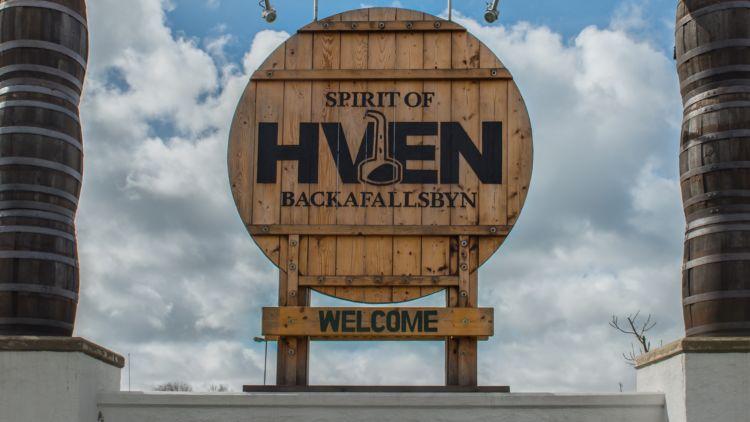 北欧・ヴェン(Hven)島の豊かな自然に育まれたウイスキー