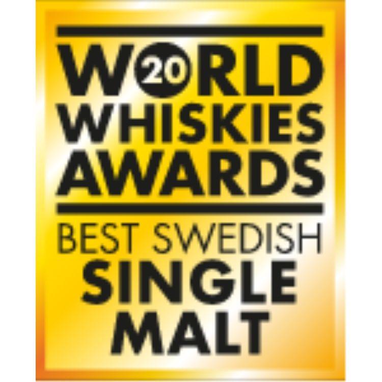 オーガニック シングルモルト ウイスキー セブン スターズ マイザー (Organic Single Malt Whisky, Seven Stars no.6:1 Mizar)
